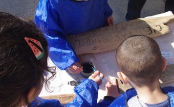 Workshop for children Villa Carmignac