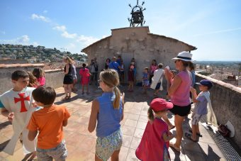 Looking for templar treasure (special children's guided tour)