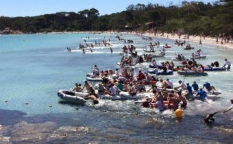 Porquerolle's cup regatta
