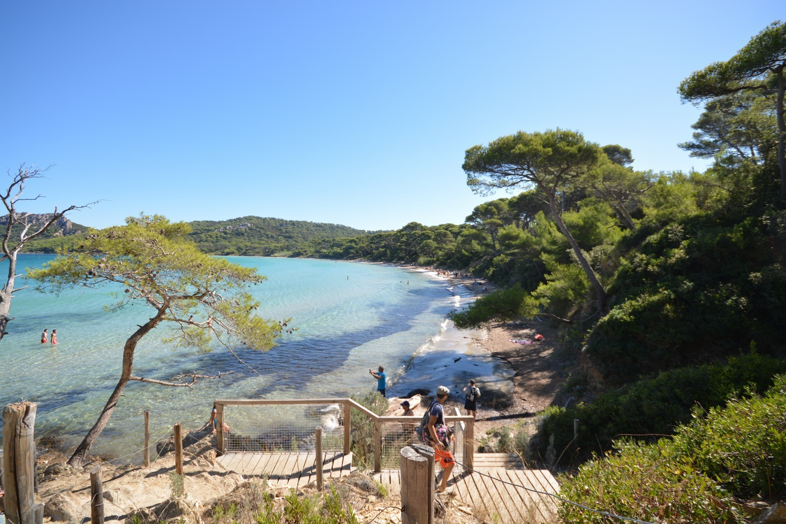 A stay in Hyeres and Porquerolles