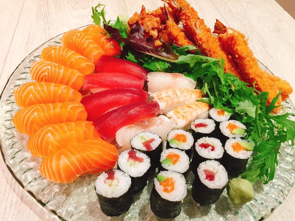 Sachi hyeres japanese restaurant