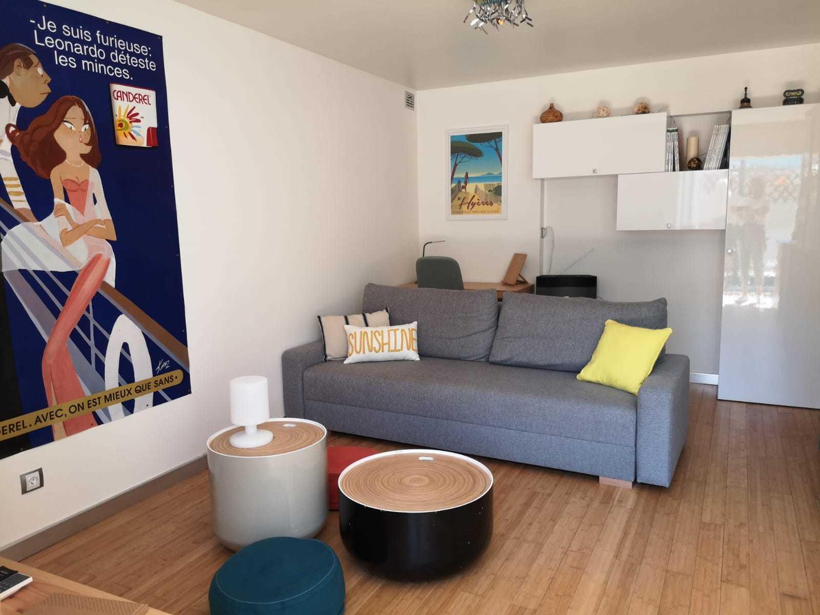The bergerie de Gaby - Apartment T2 - Hyères Tourist Office