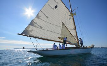 Porquerolle's Classic regatta
