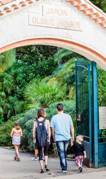 Little tales from the garden (special children's guided tour)