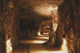 Visit of the Cap Garonne mine museum