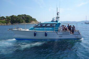 Taxi boat island – Espace Mer
