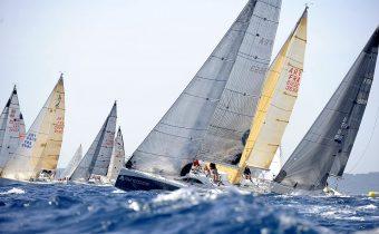 Porquerolle's race regatta